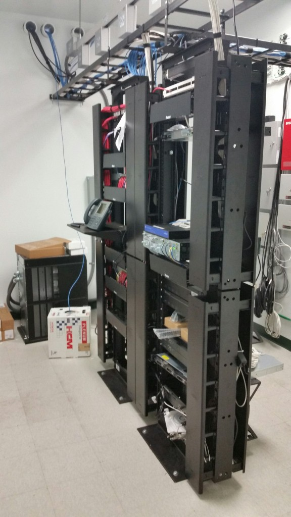 Entire rack systems